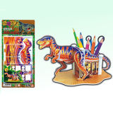3D imbarazza il puzzle del puzzle del gioco DIY (H4551385)