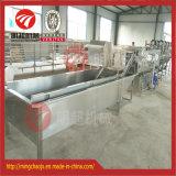 Ligne de lavage surfante machine de fruit végétal de nettoyage de bulle