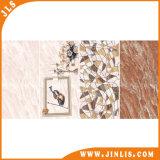 azulejos impermeables de la pared de los 30X60cm del azulejo 3D de la inyección de tinta de la impresión de cerámica de Digitaces