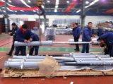 Água-Perfuração-Equipamento da maquinaria de construção que levanta o cilindro hidráulico cromado da luva