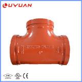 T duttile del tubo del ferro di ASTM A536