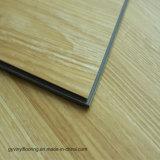 Le PVC durable de blocage de cliquetis de matériau de construction couvre de tuiles le plancher de vinyle