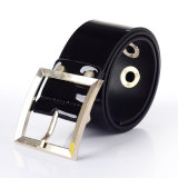 English Design Style Shiny PU Leather Ladies Fashion Belt (RS-1509014)