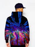 Мужской спрей Pullover окраска Hoodies длинной втулки