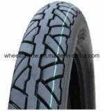 Motorrad zerteilt weg von Straßen-Motorrad-Reifen 5.00-12 mit praktischem Muster