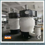 Evaporación térmica del sistema de revestimiento de plástico