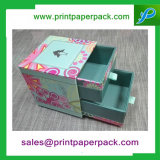 Impresión de CMYK para el perfume caja de embalaje del cajón Estilo