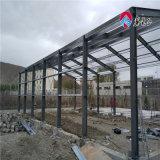 Ferme avicole professionnelle de structure métallique pour le grilleur/Chambre poulet de couche avec le plein constructeur de matériels de cage de poule en Chine