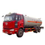 De op zwaar werk berekende Tankwagen van de Brandstof van de Tankwagen van de 350HP8X4 25000L Olie Faw