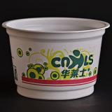 Ciotola di plastica del gelato di vendita calda