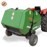 農場トラクターの接続機構の販売のための小型円形の干し草の梱包機