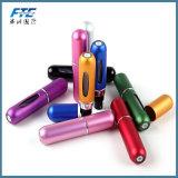 Frasco vazio do pulverizador Refillable de vidro portátil Injectable do atomizador do perfume