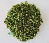 Les tranches de poivron vert surgelés IQF