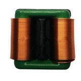 Inductores Sq comunes del alambre plano del modo de EE de la base plomada del aire