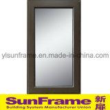 중대한 방수 성과를 가진 알루미늄 여닫이 창 Windows
