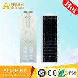 Energia solar de alta qualidade da luz exterior da lâmpada de Rua Al-X60