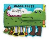 Educación grabable personalizada Libro de tela para bebés