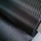 6K 320g-400g bidirektionale Twill-Kohlenstoff-Faser-Gewebe mit konkurrenzfähigem Preis