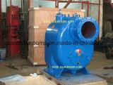 8 pulgadas de no obstruir la bomba autocebante de aguas residuales