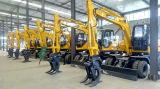 Excavadores de Baoding para el cargador de madera de la máquina/de la caña de azúcar con el brazo largo