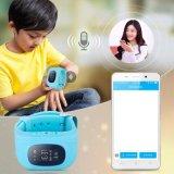 Telefon-intelligente Uhr der Kinder Q50 mit der GPS Positionierung