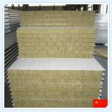 Galvanisiertes Stahlblech-Mineralwolle-Zwischenlage-Panel für Wand