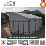 ABSはまたは贅沢なドームのテントのガラス壁囲む