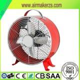 Colore antico del bicromato di potassio ventilatore del contenitore di metallo da 8 pollici con approvazione di Ce/GS