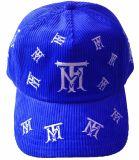 Material lana gorra de béisbol invernal Cap