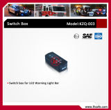 Коробка переключателя для длинней штанги предупредительного светового сигнала (KZQ003)