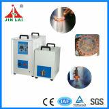Máquina de alta freqüência elétrica do equipamento de aquecimento do endurecimento de indução