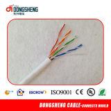 Date de haute performance 350MHz 24AWG Cu pour câble Cat 5