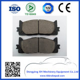 Accessoire de voiture de pièces automobiles Plaquettes de frein D1222
