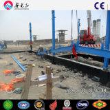 Estructura de acero de sección cónica H Taller de bajo coste