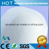 Enchimento plástico retardante de chama com matérias inorgânicas Mg (OH) 2