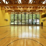 バスケットボールの場所のためのスポーツのビニールのフロアーリング