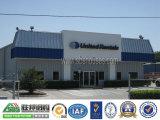 Estructura de acero de varios pisos taller/almacén/edificio de oficinas