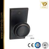 Zink-Legierungs-Möbel-Tür-Nut-Verschluss-Griff auf Platte (7037-Z6024)