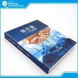 Stampa educativa del libro di Hardcover di B/W con il rivestimento di polvere