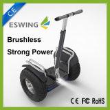De slimme Elektrische Zelf In evenwicht brengende Maximum Lading 150kg die van de Autoped Elektrische Autoped vouwen