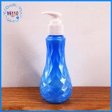 100/200ml SHAMPOOING bouteille en plastique PET avec la pompe