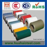 Lamiera di acciaio preverniciata del galvalume nella fabbricazione dello Shandong della bobina