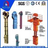 ISO/Ce de Goedgekeurde Td75 Jakobsladder van de Reeks Voor Mijnbouw/Meststof/Cement Intustry
