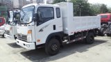 Sinotruk 10のトン4X2の中間重い義務のダンプのダンプカートラック