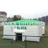 De grandes tentes gonflables Forme personnalisée pour publicité de plein air