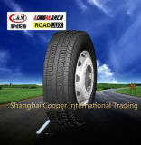 Neumático de Camión Radial Long March con un punto Certificado (LM126)