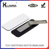 Customized Permanent NdFeB Strong Metal Magnetic Name Badge