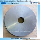 Peças sobresselentes da maquinaria do aço inoxidável que forjam a tampa de extremidade