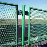 Расширенная сетка металла, используемая для загородок изоляции