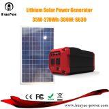 태양 전지판을%s 가진 휴대용 태양 발전기 태양 에너지 시스템